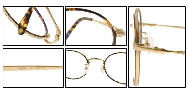 NINE ACCORD 光學眼鏡 PLACO DISCUZ1 C01 (玳瑁棕-金) 文青風極簡圓框款 # 金橘眼鏡