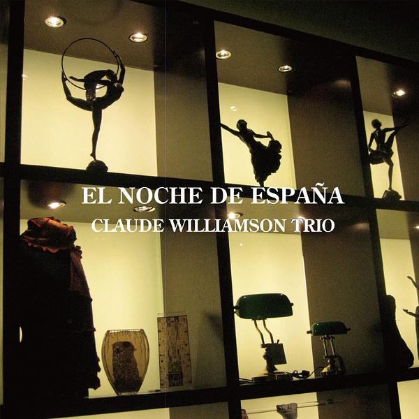 【停看聽音響唱片】【黑膠LP】克勞帝.威廉森三重奏:西班牙之夜