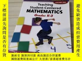 二手書博民逛書店teaching罕見students-centered mathematicsY312914 如圖 如圖