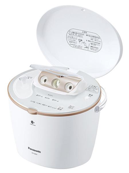 Panasonic【日本代購】松下 蒸臉器 美顏機 奈米水離子 美容儀EH-SA91