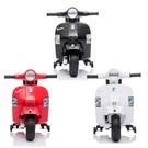【預購12月中到】Vespa 偉士牌 mini羅馬假期電動玩具車(3色可選)