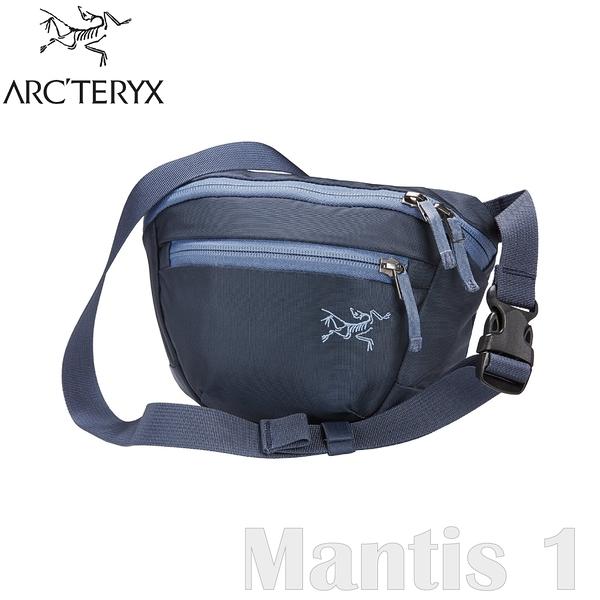 【ARC'TERYX 始祖鳥 Mantis 1L 多功能腰包《氣層藍》】25817/肩背包/隨身包/出國旅行