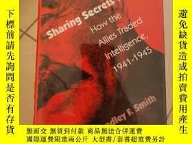 二手書博民逛書店Sharing罕見secret with stain how t