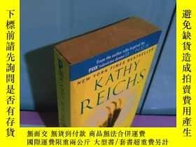 二手書博民逛書店實物拍照;Bare罕見BonesY27656 Kathy Rei