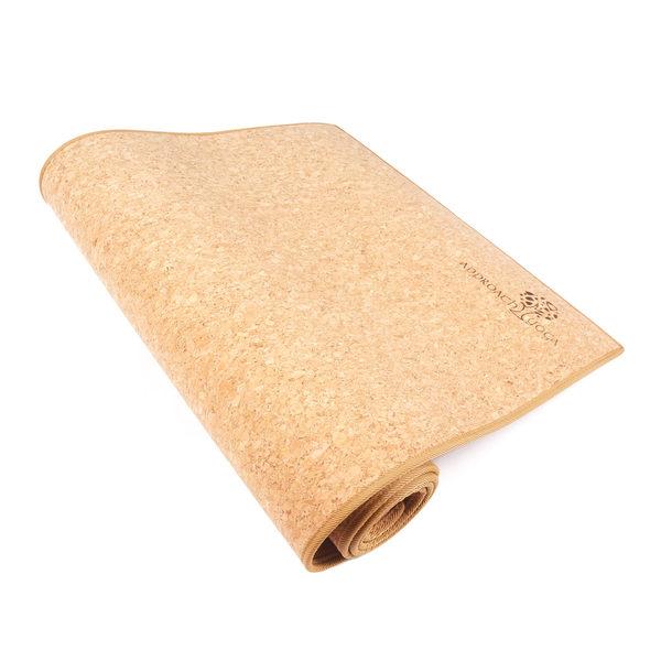 《Approach Yoga》(免運) 森之旅-葡萄牙軟木瑜珈墊(樸真顆粒紋)/環保軟木材質/栓皮櫟/Cork