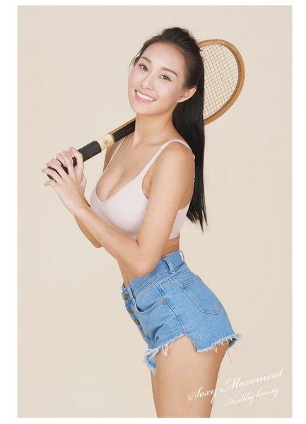 創新零壓月牙提托包覆乾爽透氣運動型胸罩 B-D罩32-40(零感膚) - 伊黛爾