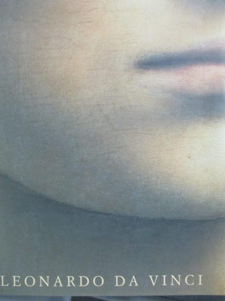 【書寶二手書T8/藝術_XEA】Leonardo da Vinci-The Complete Paintings_Pie