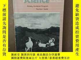 二手書博民逛書店Principles罕見Of Science Activity-Centered Program Teacher