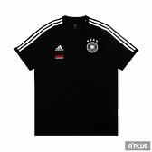 ADIDAS 男 圓領T(短) DFB 3S TEE 德國隊 足球 棉質-FI1461