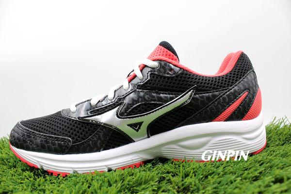 【MIZUNO】美津濃 CRUSADER 9 女款 慢跑鞋 NO.K1GL150418