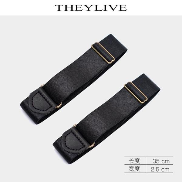 THEYLIVE 歐美復古袖子固定壓軸臂環袖箍袖環西式西服正裝配飾 黛尼時尚精品