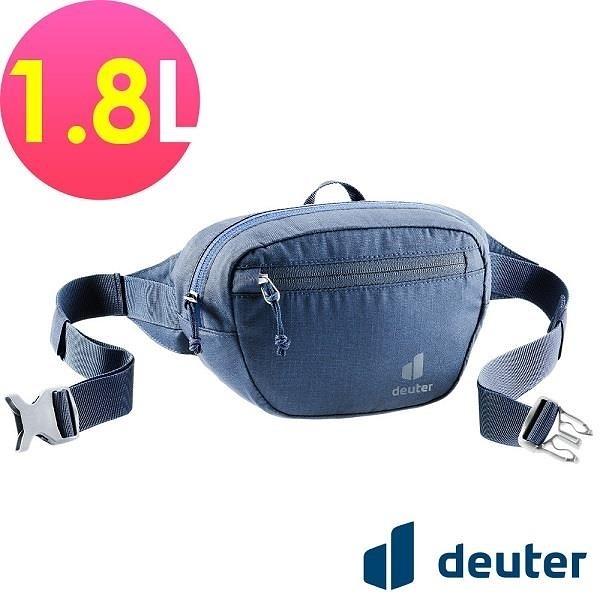 【南紡購物中心】【deuter 德國】Organizer Belt腰包/隨身包1.8L(深藍)