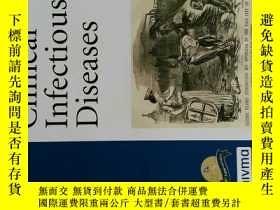 二手書博民逛書店Clinical罕見Infectious Diseases 2013 08 15 臨床感染性疾病醫學雜誌Y11