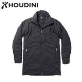 瑞典【Houdini】M`s add-in jacket 男款長板化纖外套 純黑