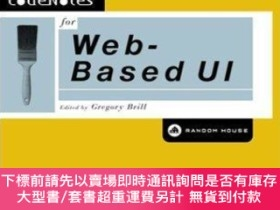 二手書博民逛書店Codenotes罕見For Web Based UiY255174 Gregory Brill (Edito