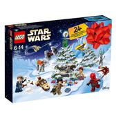 樂高積木 LEGO 75213 星戰系列 Star Wars 驚喜月曆 2018 聖誕節月曆 COCOS LG042