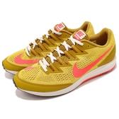【六折特賣】Nike 競速鞋款 Air Zoom Speed Rival 6 黃 粉紅 男鞋 女鞋 跑鞋 【PUMP306】 880553-706