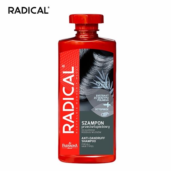 RADICAL - 白柳去屑調理洗髮露 400ml