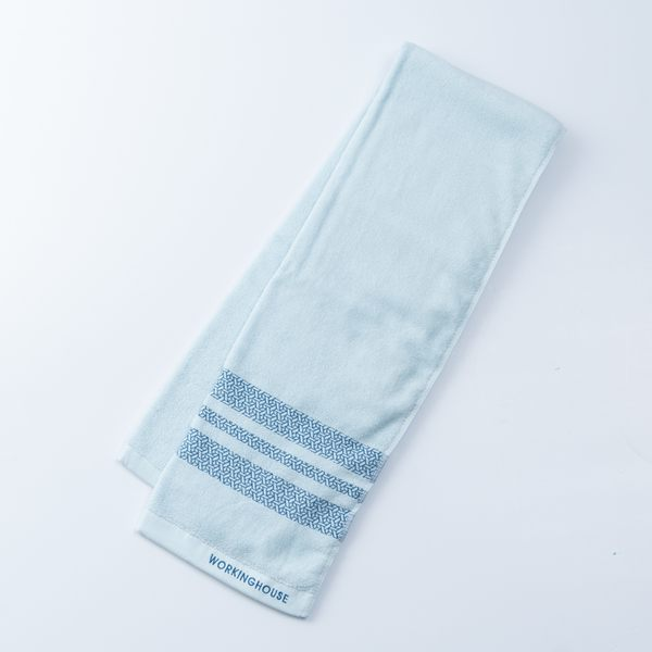 More清新棉柔浴巾-生活工場