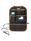 汽車椅背袋置物袋多功能座椅后背雜物掛袋 ...