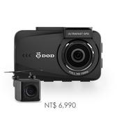 DOD FS300 前後雙錄 【現貨送64G】SONY 感光元件 測速提示 行車記錄器/同FS460