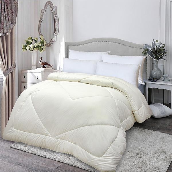 【Victoria】美麗諾雙人羊毛絨被 2.8公斤-TRP多利寶