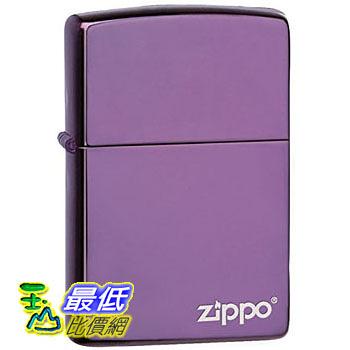 [104 美國現貨] Zippo Abyss Pocket Lighter with Zippo Logo 打火機_S23