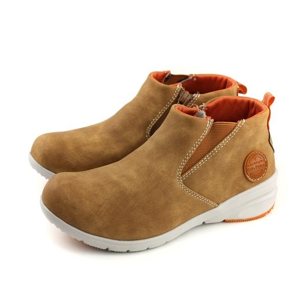 Moonstar Rain Porter 休閒鞋 高筒 雨天 防水 棕色 女鞋 MSRPL0023 no198