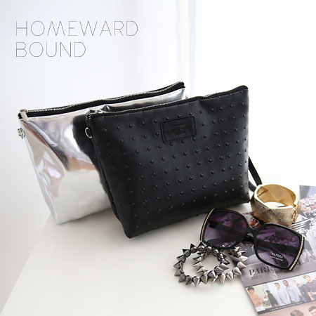 現貨 泰國設計師品牌 HOMEWARD BOUND斜肩包 鍊條側背 迷你手拿包 手機包 萬用包