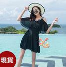 泳衣來福妹,G344書葦泳衣游泳衣泳裝比基尼加大泳衣M-2XL正品,售價980元