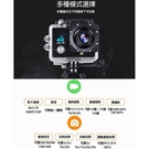 『時尚監控館』全新 4K-Shot 4K高畫質運動攝影機 1600萬照相 水下30m防水 170度超廣角