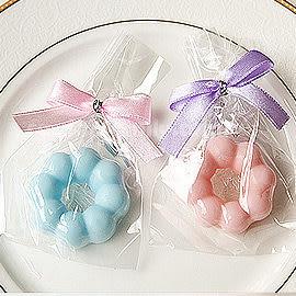婚禮小物 精巧單包裝波堤甜甜圈香皂 - 二次進場.迎賓送客禮.抽獎活動 幸福朵朵