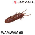 漁拓釣具 JACKALL WAMWAM 60 [路亞軟餌]