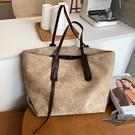 大容量女包包時尚手提包側背包托特包【邻家小鎮】