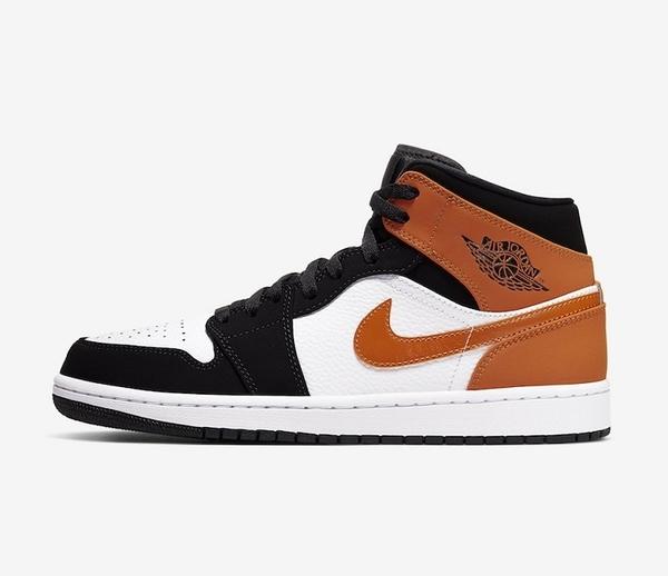 NIKE系列-AIR JORDAN 1 MID 男款籃球鞋-NO.554724058