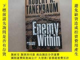 二手書博民逛書店Enemy罕見WithinY2931 Tanenbaum, Robert K. Pocket Star Boo
