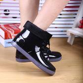 618好康又一發兒童雨鞋防水雨靴系帶水鞋