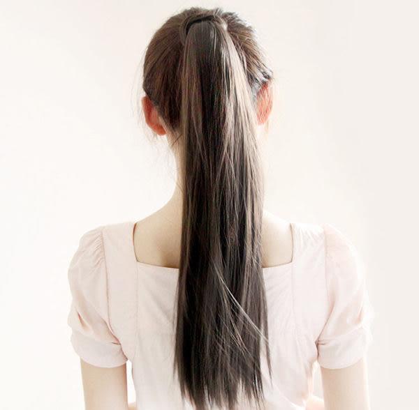 假髮   直馬尾五卡夾 髮片 高絲溫卡絲  【WHH005】-收納女王