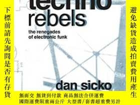 二手書博民逛書店Techno罕見RebelsY256260 Dan Sicko Painted Turtle Book 出版