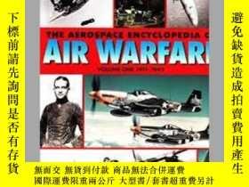 二手書博民逛書店The罕見Aerospace Encyclopedia of Air Warfare (damaged)-航空航天