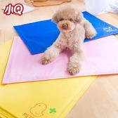 寵物冰墊狗狗涼席墊子夏季泰迪狗窩涼墊降溫 涼而不冰可折疊