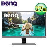 【BenQ】EW277HDR 27型 智慧藍光+舒適屏螢幕 【買再送折疊收納購物袋】