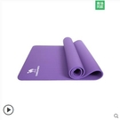 瑜伽墊 駱駝瑜伽墊女初學者加厚加寬加長地墊健身墊瑜珈墊子家用防滑運動 晶彩 99免運