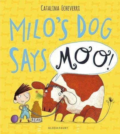 MILO'S DOG SAYS MOO  /英文繪本《主題:.幽默》