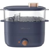 煮蛋器 蒸蛋器家用小型蒸鍋自動斷電雙層定時多功能早餐機神器(聖誕新品)