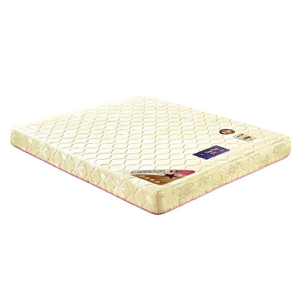 【森可家居】6x6.2尺高級床墊(硬式) 10JX382-7