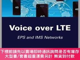 二手書博民逛書店預訂Voice罕見Over Lte: Eps And Ims NetworksY492923 André Pe