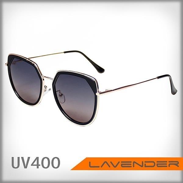 【南紡購物中心】Lavender偏光片太陽眼鏡 9116 C7