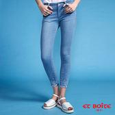【專櫃新品】 精繡Lace褲口七分褲 - BLUE WAY ET BOîTE 箱子