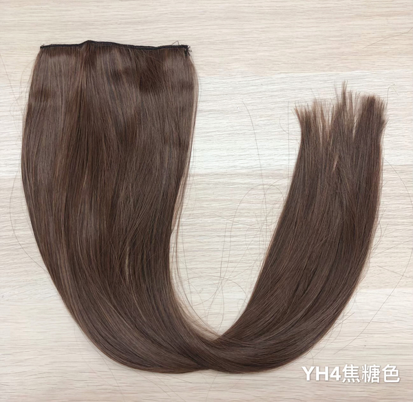 假髮髮片 24吋寬15CM直髮 補兩側用 假髮片 YH六色 魔髮樂Mofalove